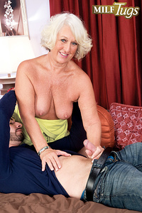Jeannie Lou Relieves Stress One Suck At A Time.