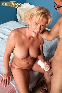 Toy By Tenga, Hand Job And Blow Job By Trixie